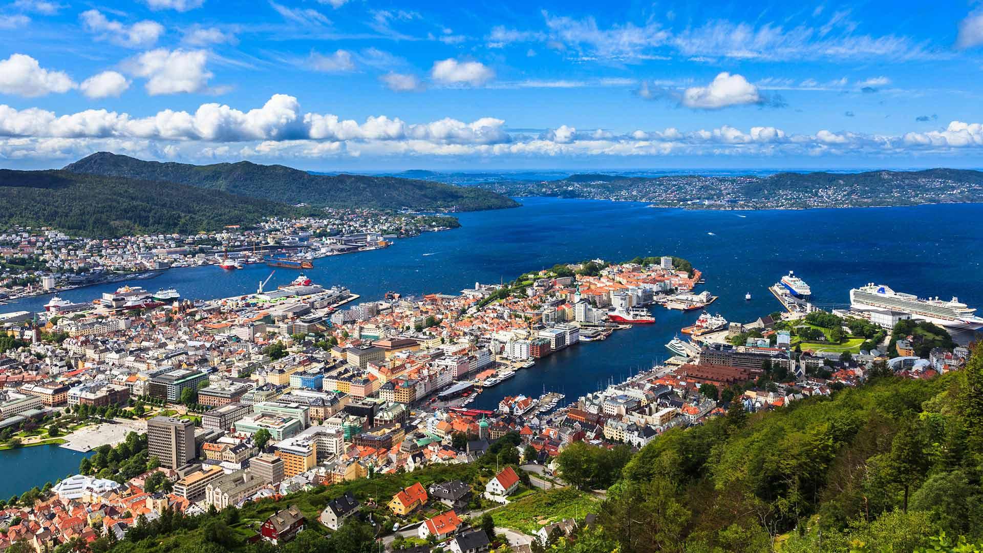 Fjord Tour Bergen To Oslo