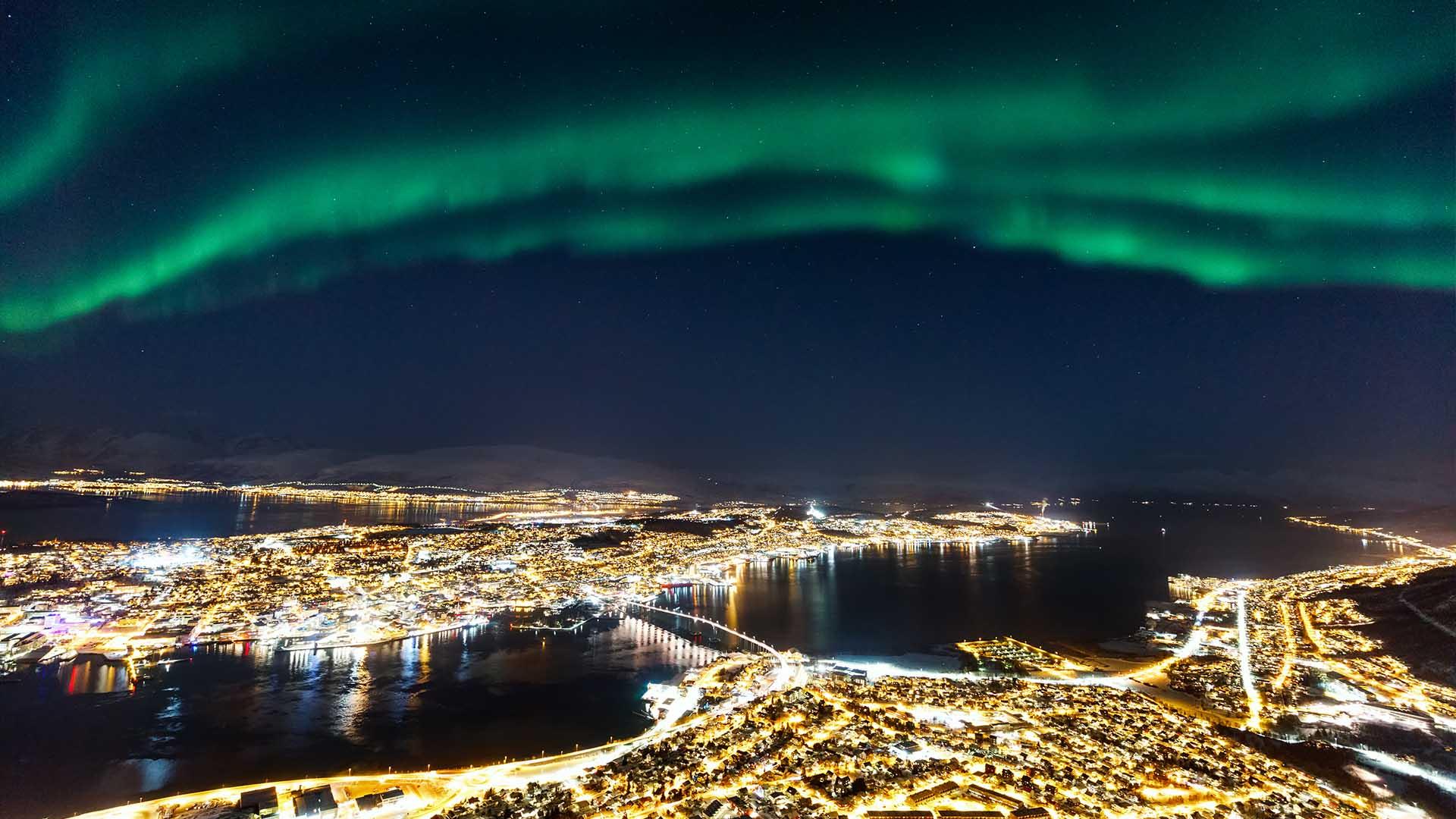 Northern Lights In Troms 248