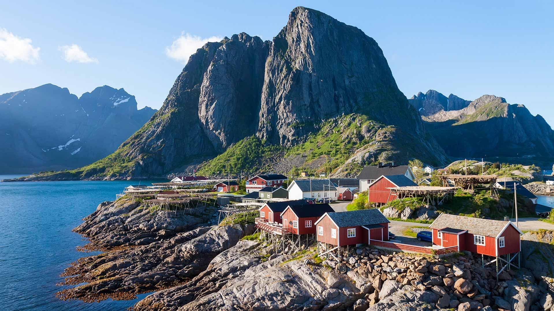 lofoten islands : tours & travel packages to lofoten islands in